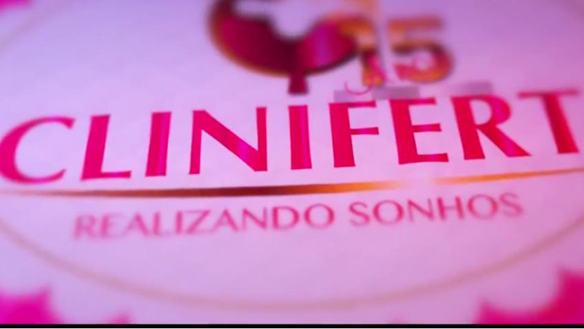 Vídeo 15 anos Clinifert