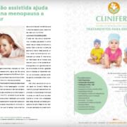 Reprodução assistida ajuda mulheres na menopausa a engravidar
